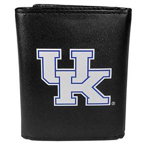 Men's Kentucky Wildcats Tri-Fold Wallet