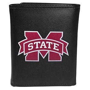 Men's Mississippi State Bulldogs Tri-Fold Wallet
