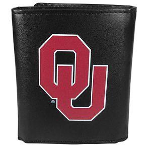 Men's Oklahoma Sooners Tri-Fold Wallet