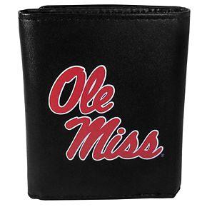 Men's Ole Miss Rebels Tri-Fold Wallet