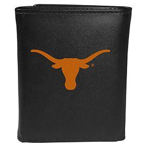 Men's Texas Longhorns Tri-Fold Wallet