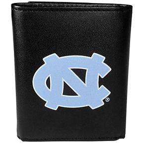 Men's North Carolina Tar Heels Tri-Fold Wallet