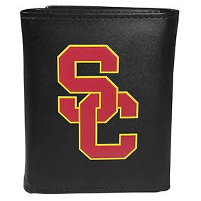Men's USC Trojans Tri-Fold Wallet