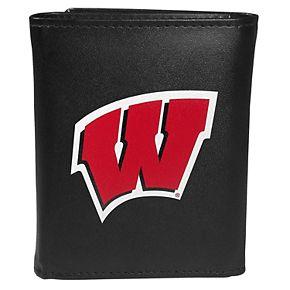 Men's Wisconsin Badgers Tri-Fold Wallet