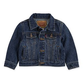 Toddler Boy Levi's® Denim Trucker Jacket