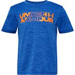 Boys 4-7 Under Armour Wordmark Twist Tee