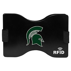 Men's Michigan State Spartans RFID Wallet