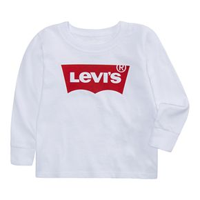Toddler Boy Levi?s® Batwing Long Sleeve T-Shirt
