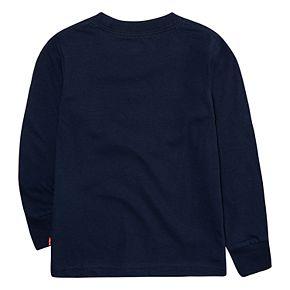 Toddler Boy Levi?s® Batwing Long Sleeve T-Shirt