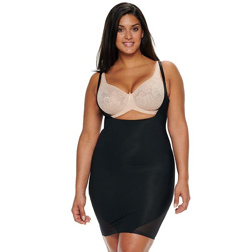 Plus Size Red Hot by Spanx Open-Bust Slip 10211R