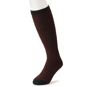 Men's Heat Holders Thermal Twist Long Crew Socks