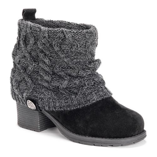 Muk Luks Haley Women's Ankle Boots by Muk Luks