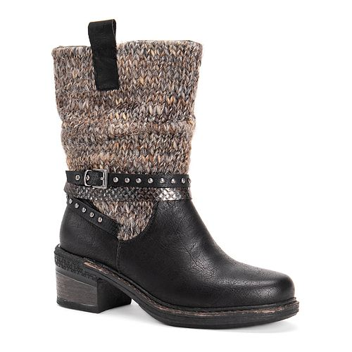 MUK LUKS Kim Women's Water Resistant Boots