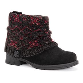 MUK LUKS Pattrice Women's Ankle Boots