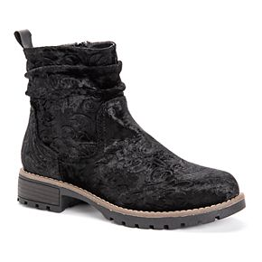 MUK LUKS Clarice Women's Ankle Boots