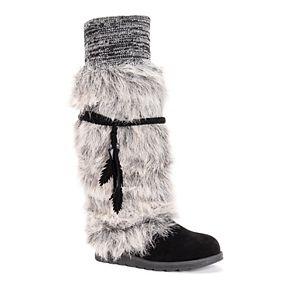 MUK LUKS Leela Women's Knee High Boots