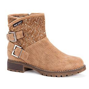 MUK LUKS Sondra Women's Ankle Boots
