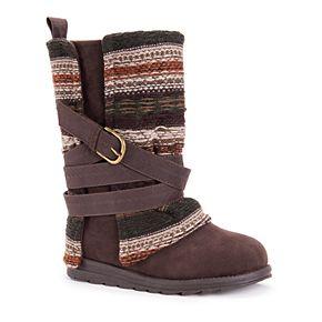 MUK LUKS Nikki Women's Mid-Calf Boots
