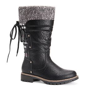 MUK LUKS Joni Women's Mid-Calf Boots