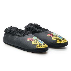 Men's Harry Potter Hogwarts Crest Slipper Socks