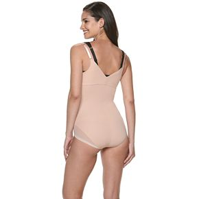 Women's Red Hot by Spanx Open-Bust Panty Bodysuit 10210R