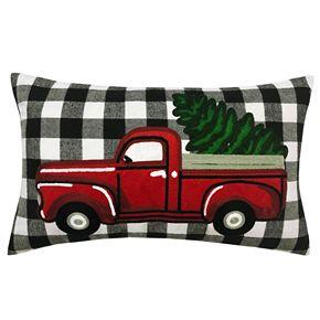 St. Nicholas Square® Multi Truck Pillow