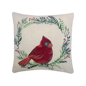 St. Nicholas Square® Multi Cardinal Pillow