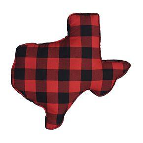 St. Nicholas Square® Multi Texas Shape Pillow