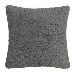 St. Nicholas Square® Grey Moose Pillow