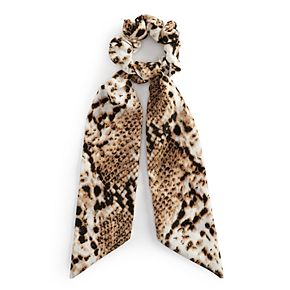 Leopard Print Fabric Hairband