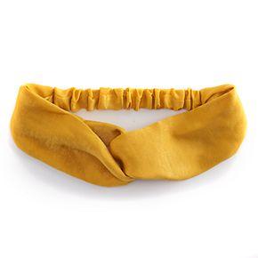 Fabric Twist Fashion Hairband