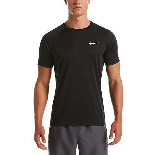 Men's Nike Dri-FIT UPF 40+ Hydroguard Short Sleeve Swim Tee
