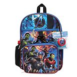 Marvel Avengers 5-Piece Backpack Set