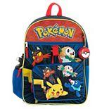 Pokemon 5-Piece Backpack Set