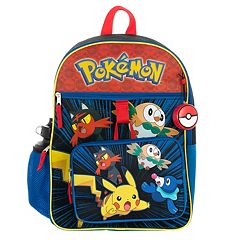 49dcdd27e Pokemon 5-Piece Backpack Set