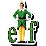 GAMAGO Elf Logo Funky Chunky Magnet