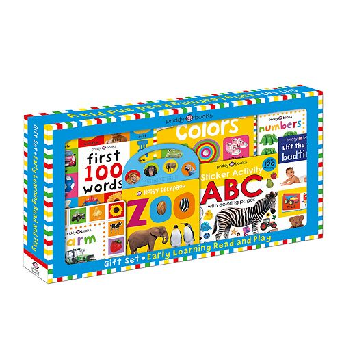 Holtzbrink Priddy Early Learning Gift Set