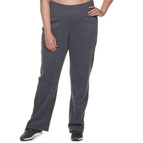 Plus Size Tek Gear® Fleece Pants
