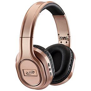 iLive Bluetooth Wireless Active Noise Cancelling Headphones
