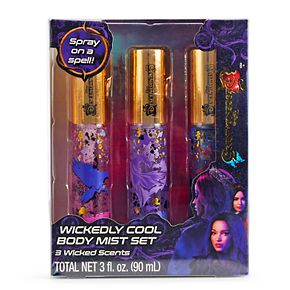 Disney's Descendants 3 Wicked Cool 3-Pack Body Mists