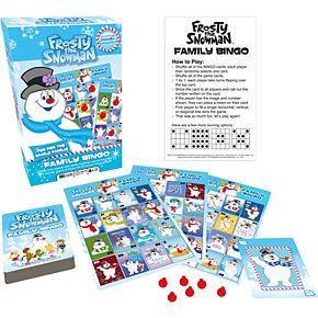GAMAGO Frosty Family BINGO