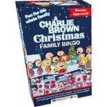 GAMAGO Charlie Brown Christmas Family BINGO