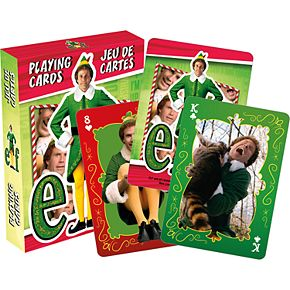 GAMAGO Elf Buddy Playing Cards