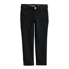 Toddler Girl Jumping Beans® Whiskered Skinny Jeans