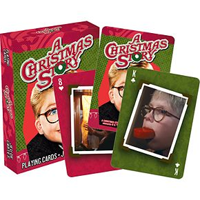 GAMAGO Christmas Story Photos Playing Cards