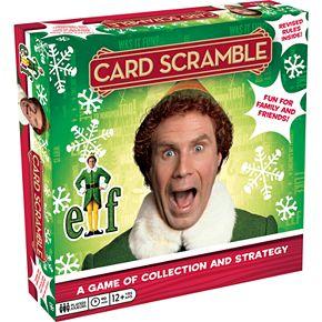 GAMAGO Elf Card Scramble Board Game