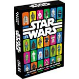 GAMAGO Star Wars- Action Figures Playing Cards