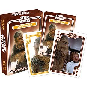 GAMAGO Star Wars Chewbacca Playing Cards
