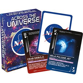 GAMAGO NASA Across The Universe Playing Cards