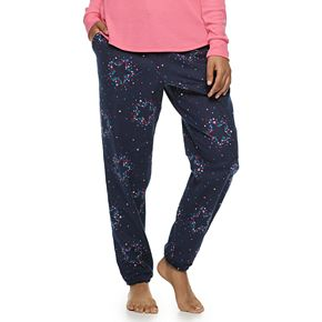 Women's SONOMA Goods for Life? Cuffed Flannel Pajama Pants
